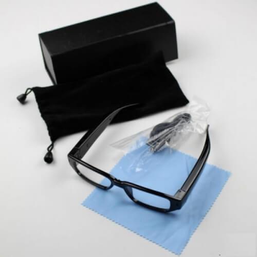 Ochelari Bluetooth cu casca magnetica